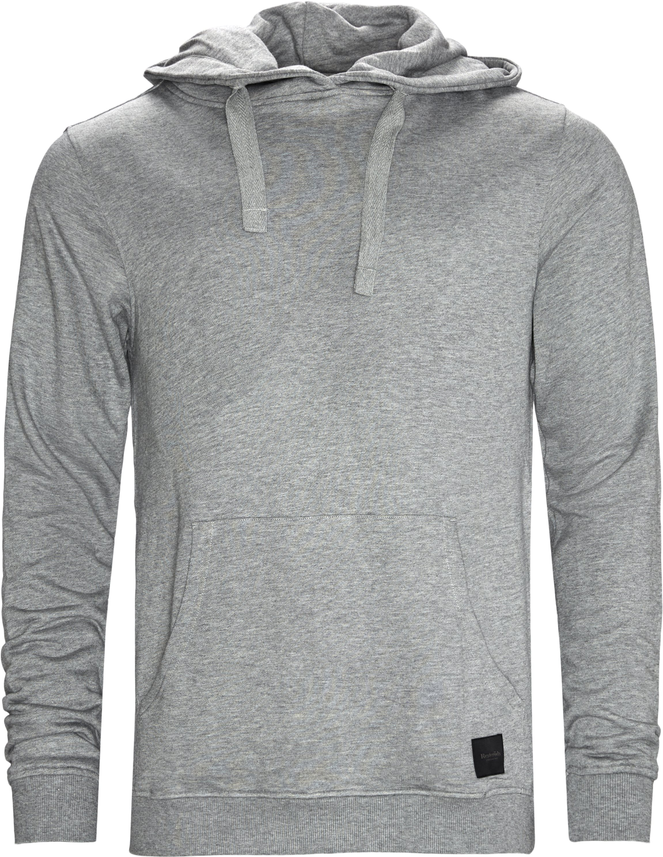 Bamboo Hoodie - Sweatshirts - Regular - Grå