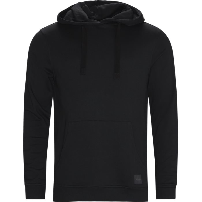 Bamboo Hoodie - Sweatshirts - Regular - Sort