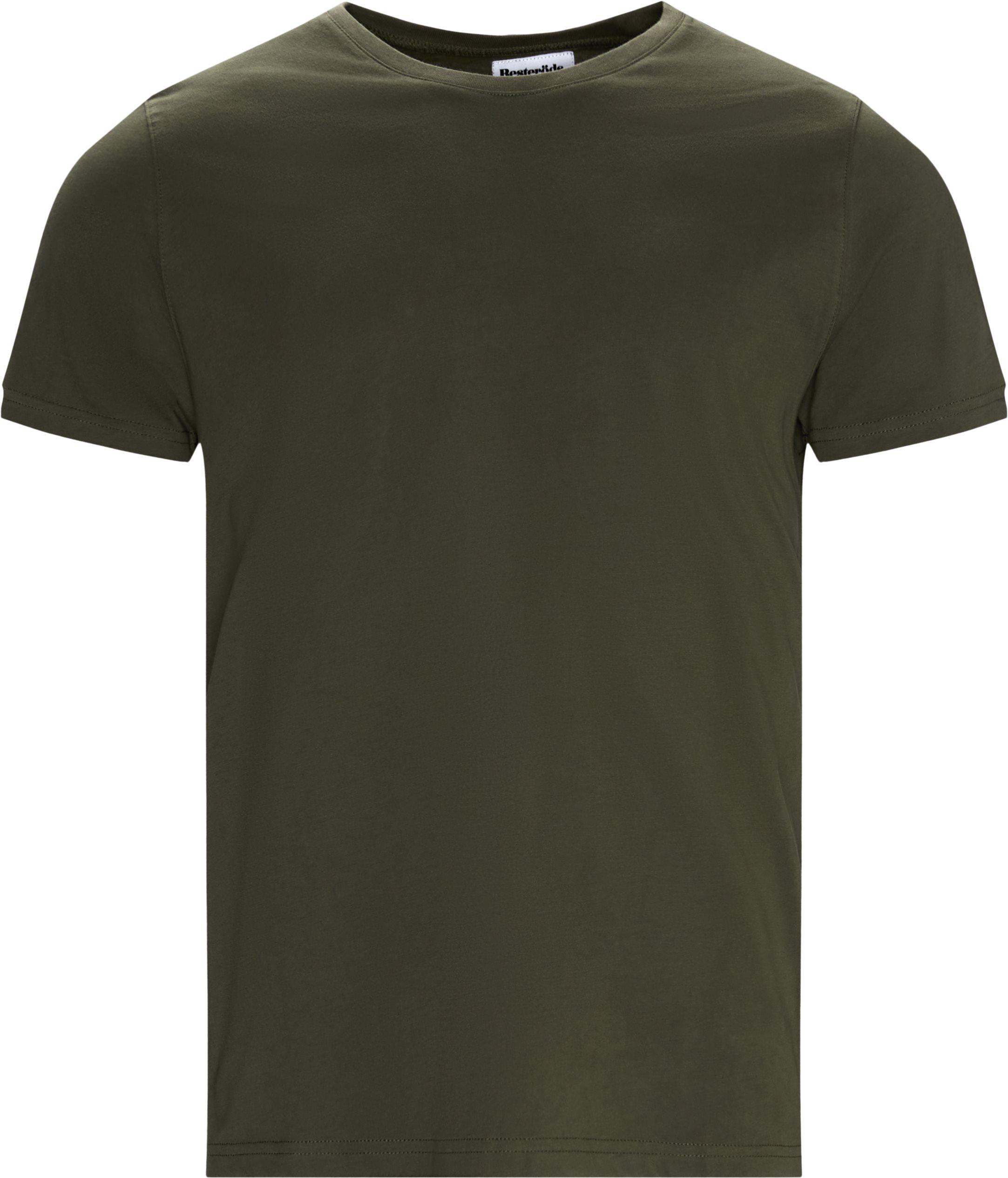 O-Neck Tee - T-shirts - Regular - Armé