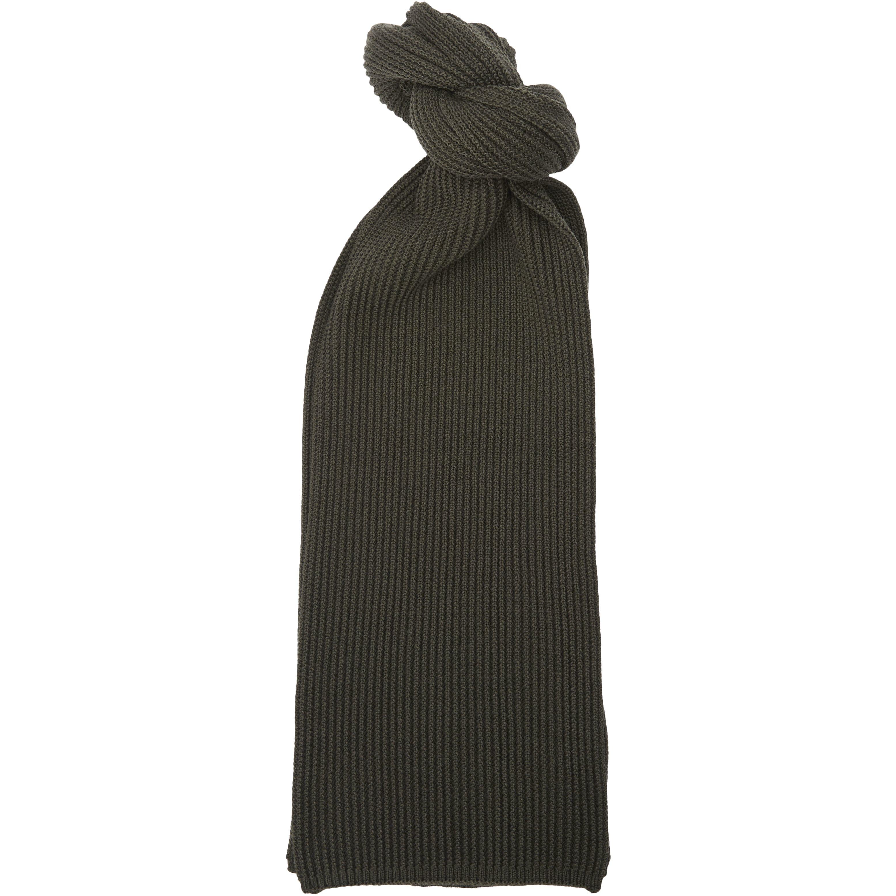 Tørklæder - Regular fit - Army