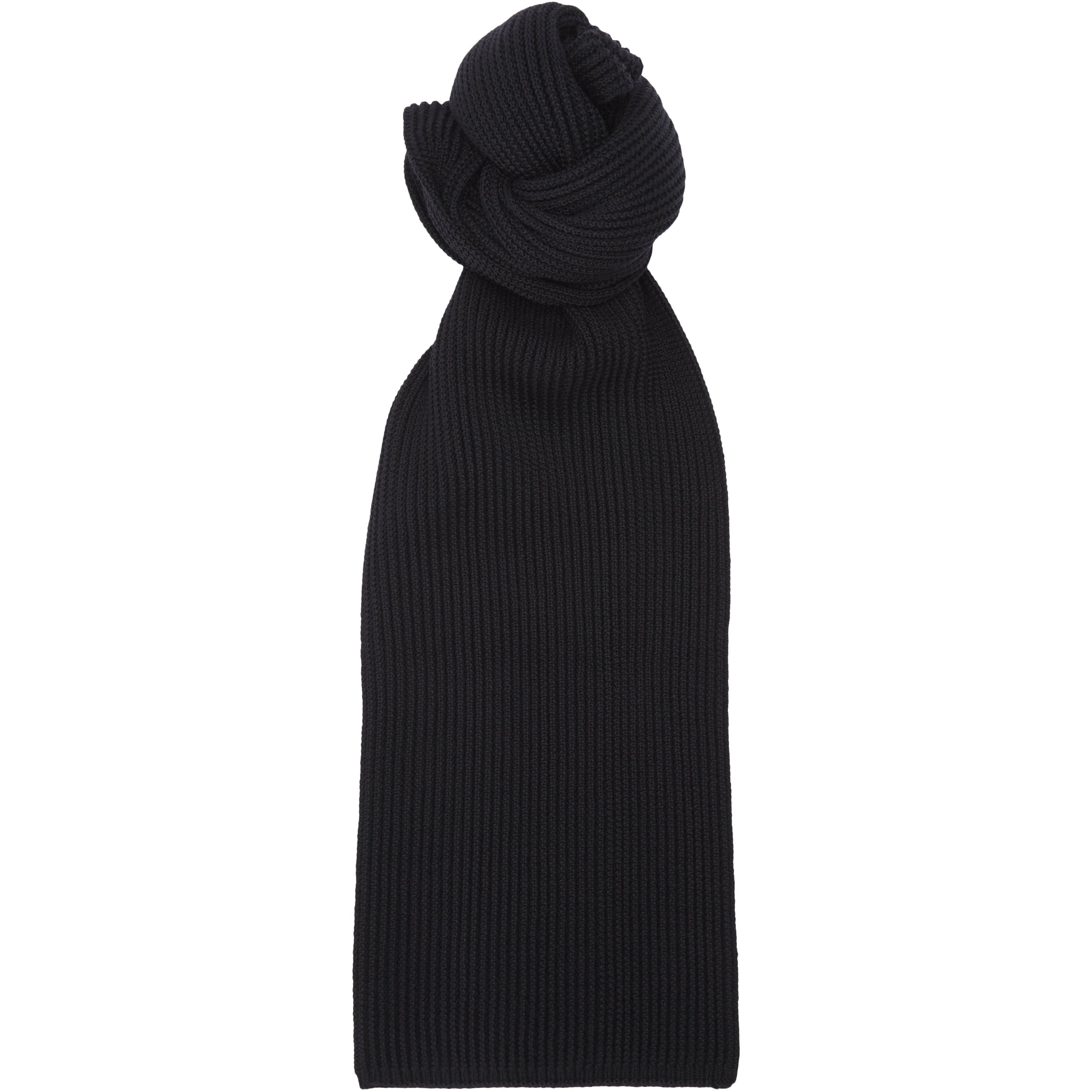 Tørklæder - Regular fit - Blå