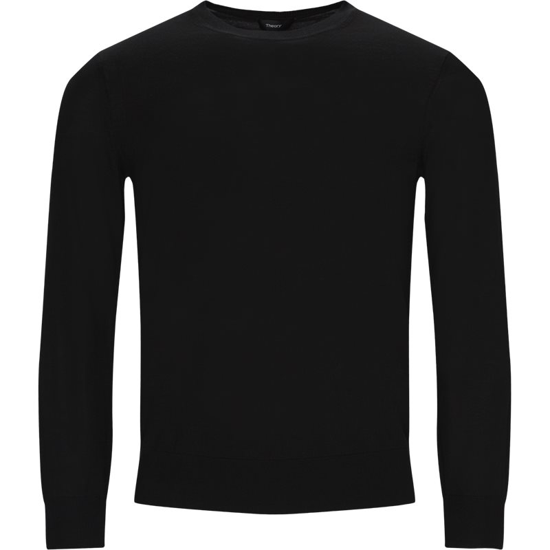 Billede af Link Theory Regular fit J0781713 NY Strik Black
