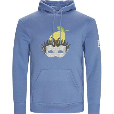 Regular | Sweatshirts | Blå