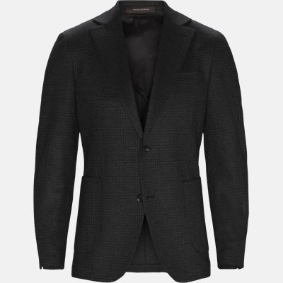 Regular fit | Blazer | Grå