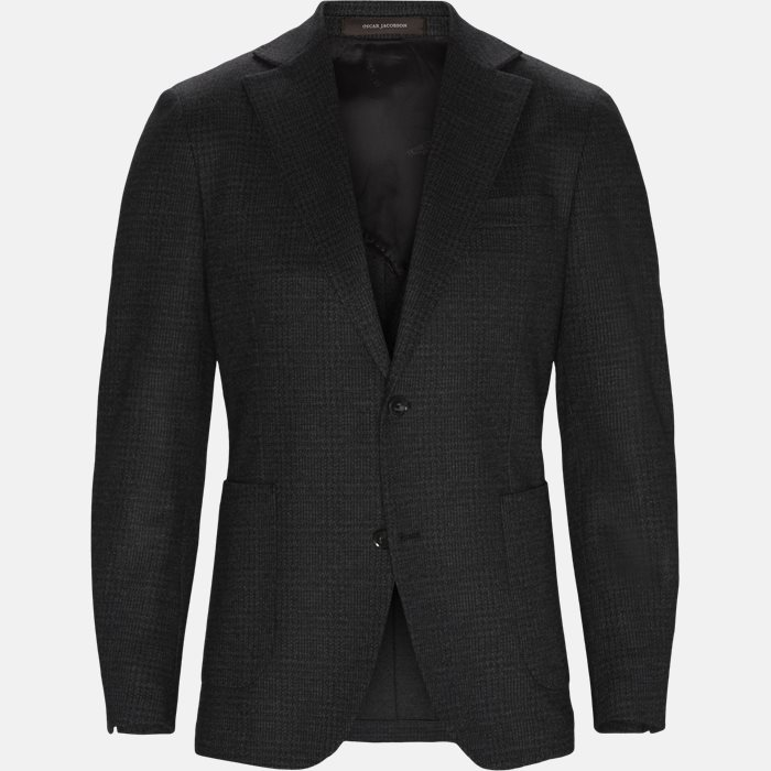 Blazer - Regular fit - Grå