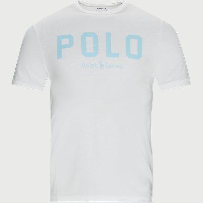 Logo T-shirt Slim | Logo T-shirt | Hvid