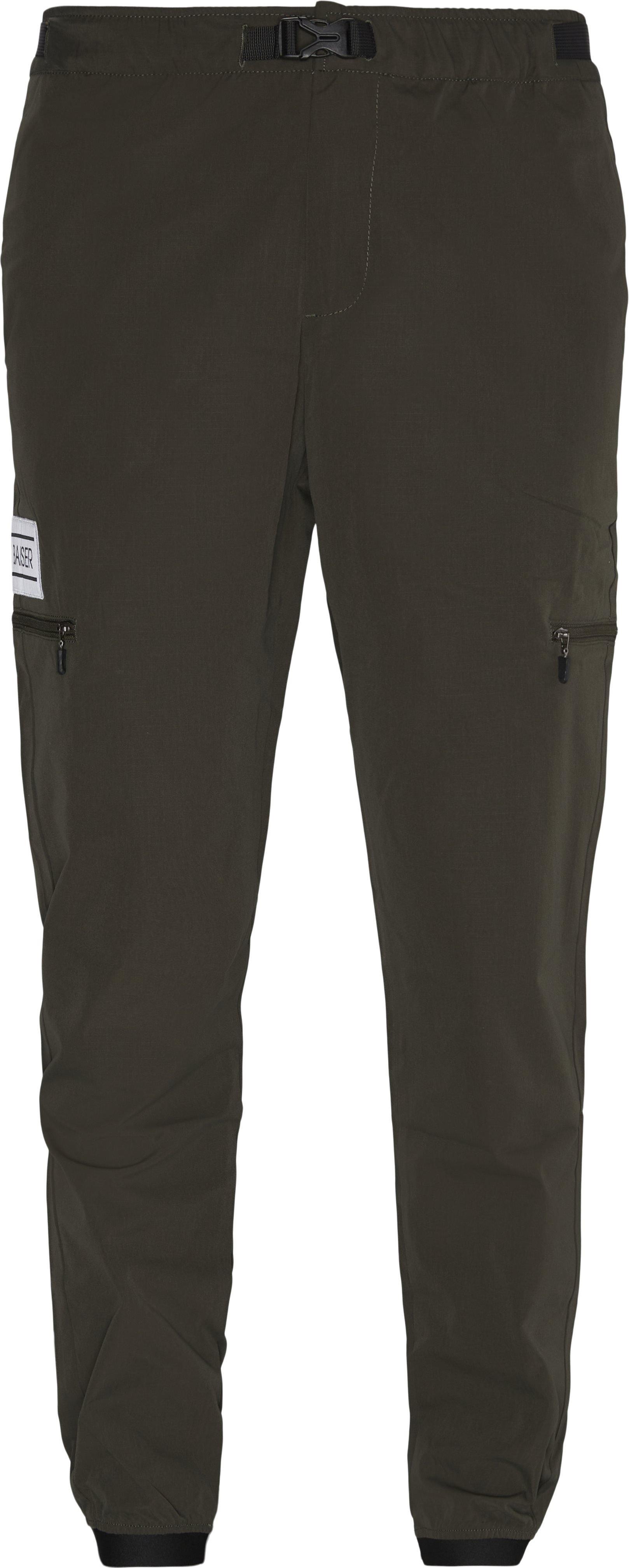 Normandie Pants - Bukser - Regular - Army