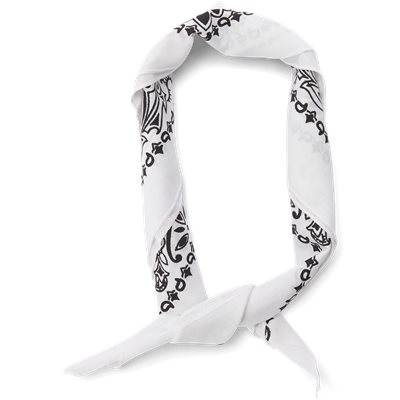 Scarves | White