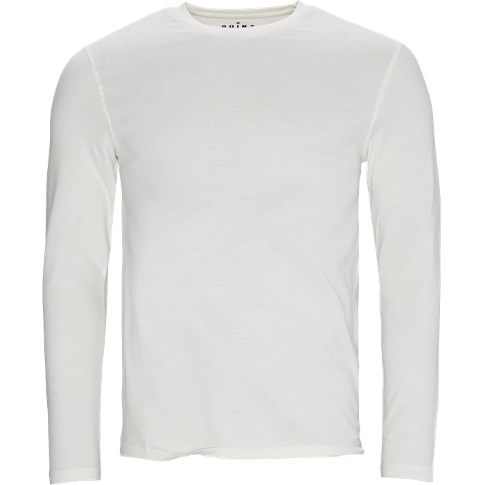 Ray Long Sleeve Tee - T-shirts - Regular - Sand