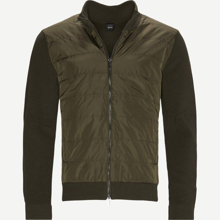Jackets - Green