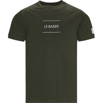 Caen T-shirt Regular | Caen T-shirt | Armé
