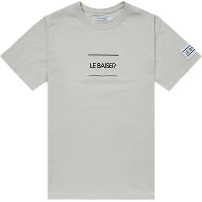 Caen T-shirt Regular | Caen T-shirt | Sand