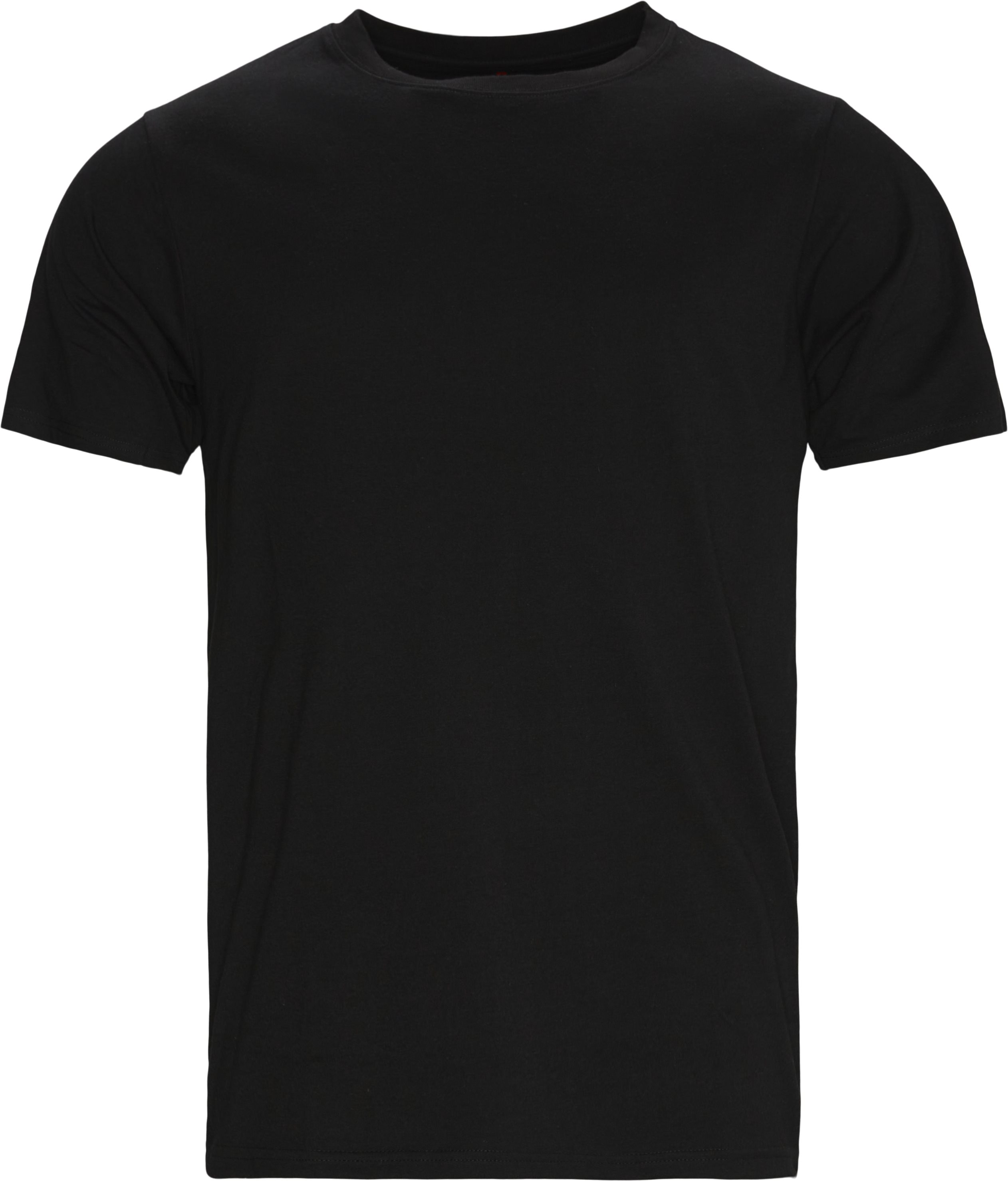 Pau Tee - T-shirts - Black