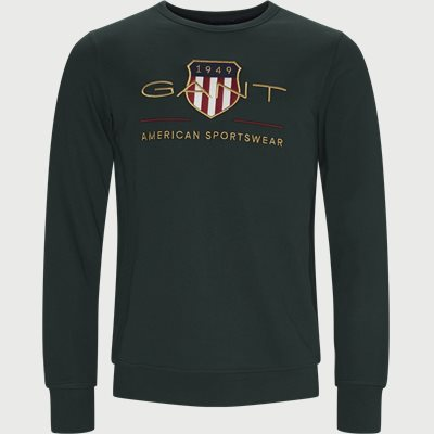 Regular | Sweatshirts | Green