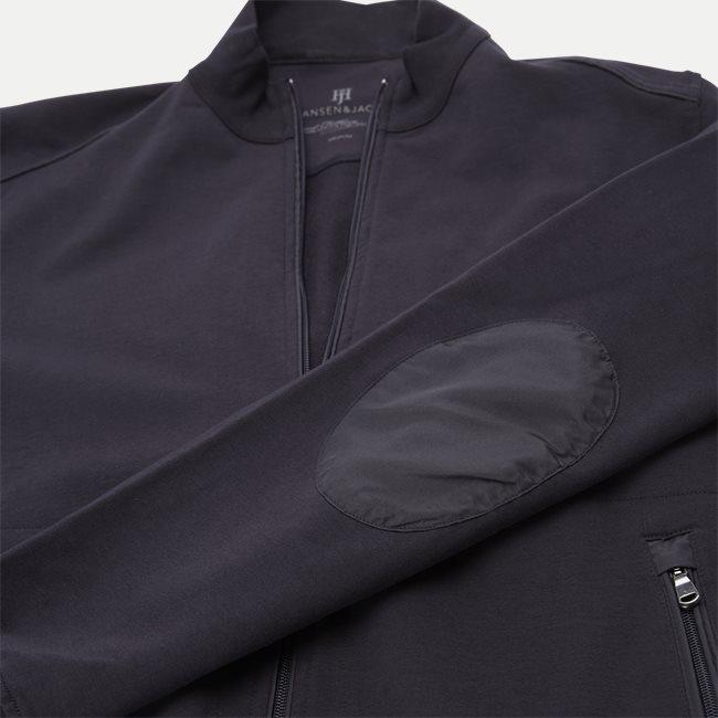 Jersey Melange Jacket