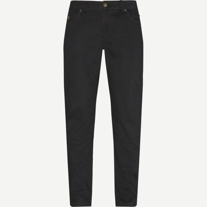 5-Pocket Cut' N Sew Petz Pratt Jeans - Jeans - Slim - Grey