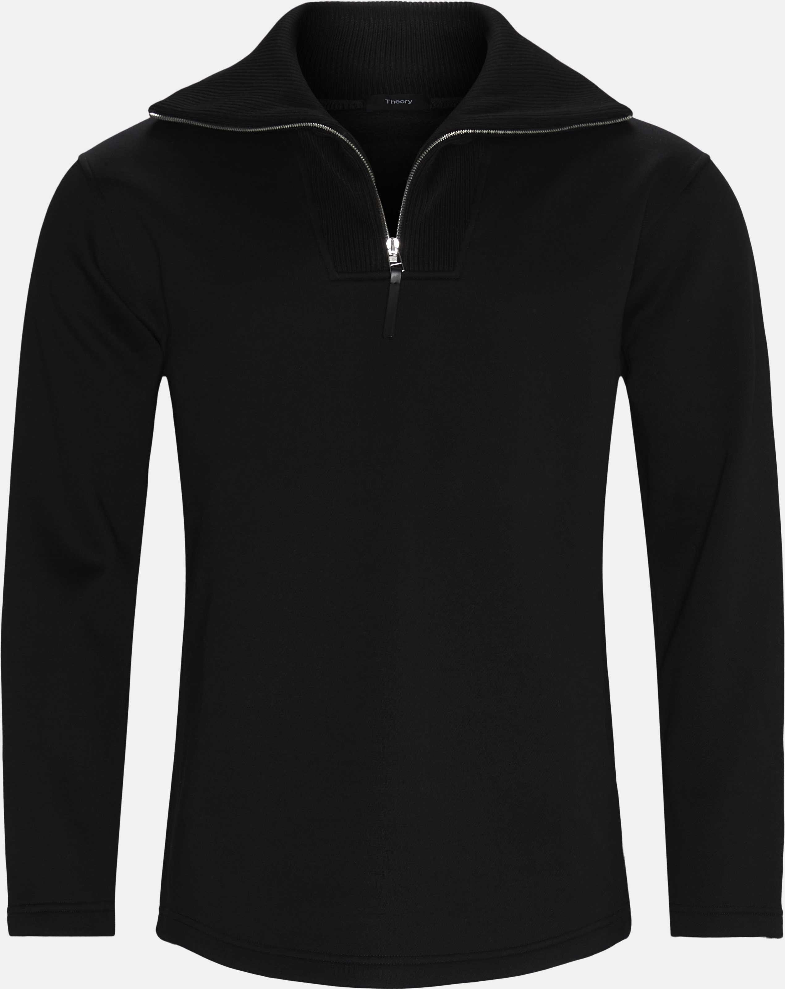 Camner Sweatshirt - Strik - Regular - Sort