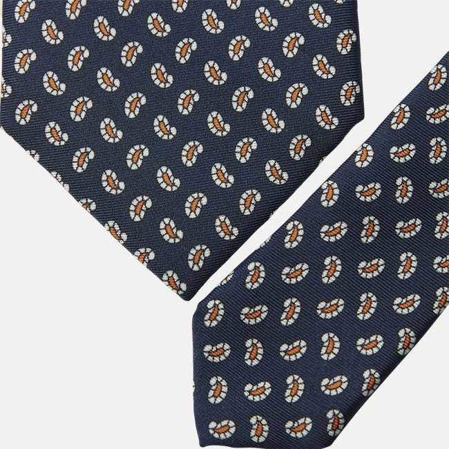 Printed Counselor Tie 8 cm