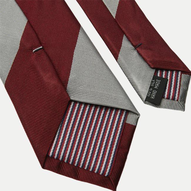 Block Silk Tie 7,5 cm