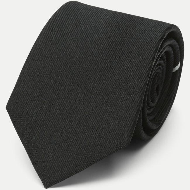 The Black Draper Tie 7,5 cm