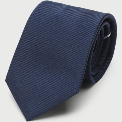 The Navy Draper Tie 7,5 cm The Navy Draper Tie 7,5 cm | Blå