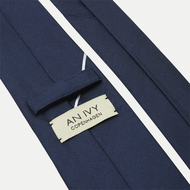 The Navy Draper Tie 7,5 cm