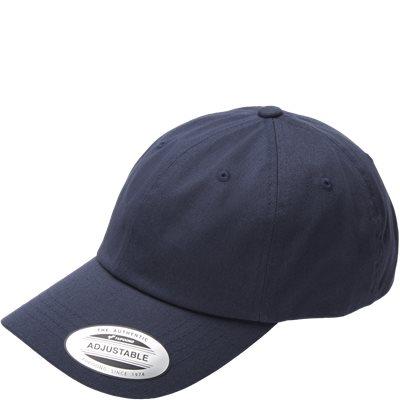 Low Profile Cotton Twill Cap Low Profile Cotton Twill Cap | Blå
