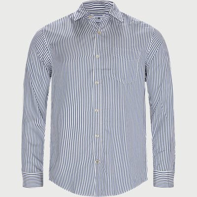 Errico Pocket Shirt Regular | Errico Pocket Shirt | Blå