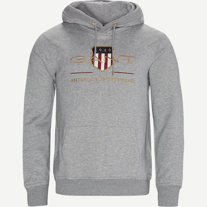 Sweatshirts - Grau
