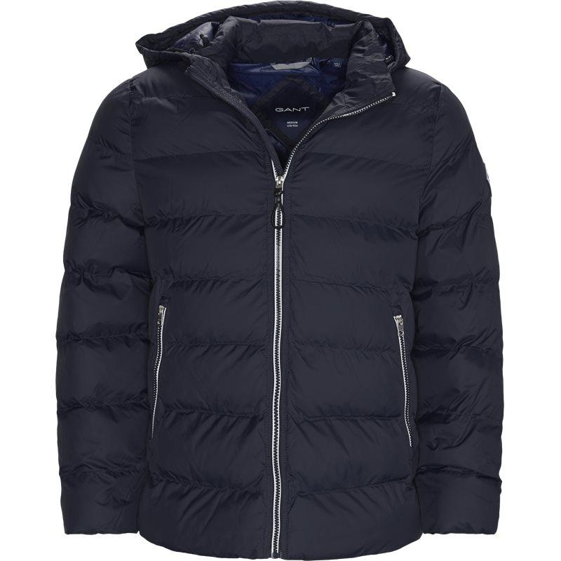 gant Gant - 7006096 d1 active cloud jacket jakker fra kaufmann.dk