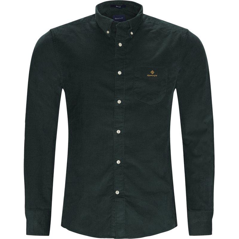 gant Gant - corduroy shirt fra kaufmann.dk