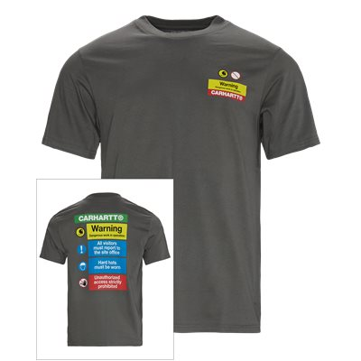 T-shirts | Grå