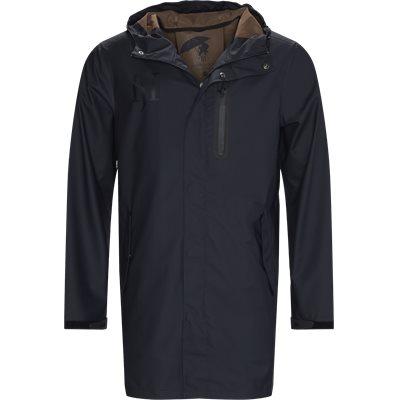 Raincoat Regular | Raincoat | Blå