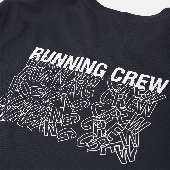 Quint Running Crew Troy Tee