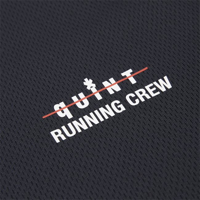 Quint Running Crew Tab LS Tee