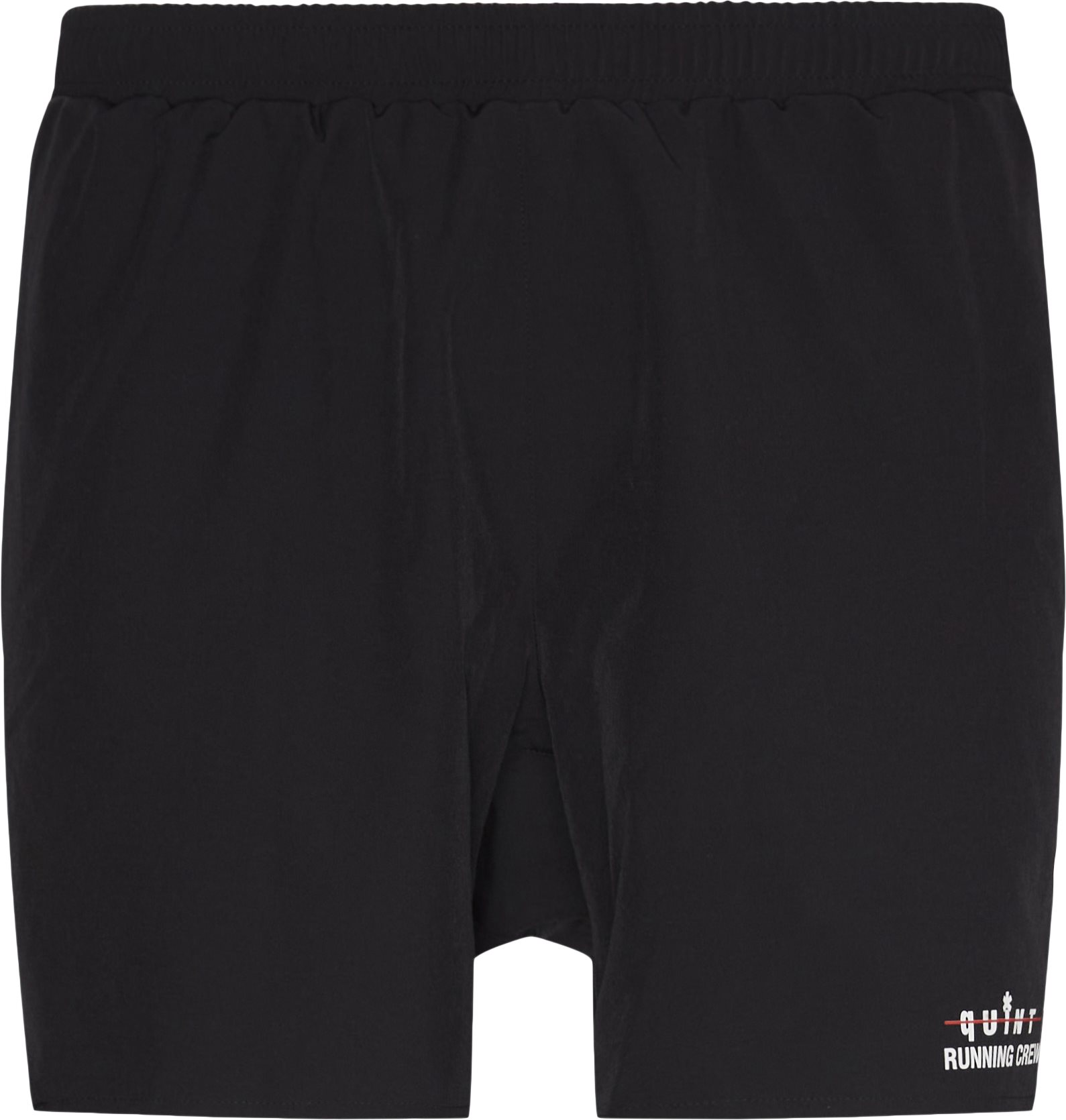 Quint Running Crew Scott Shorts - Shorts - Regular - Sort
