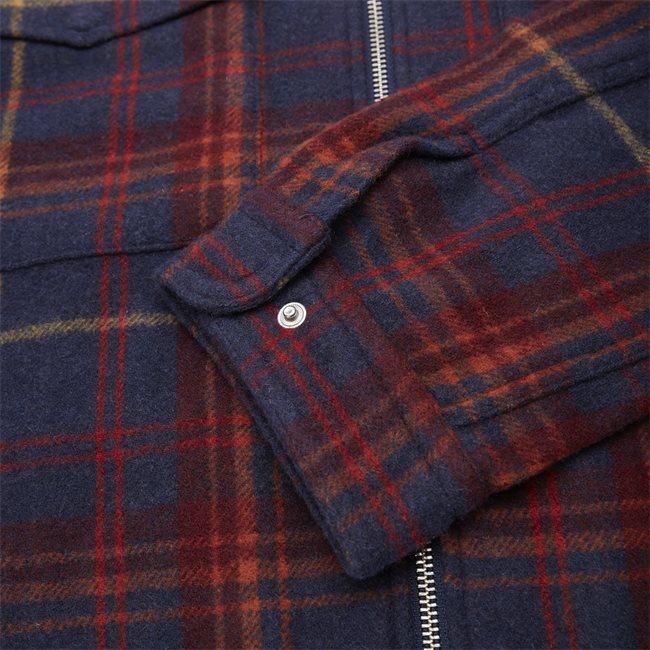 Wool Blend Overshirt