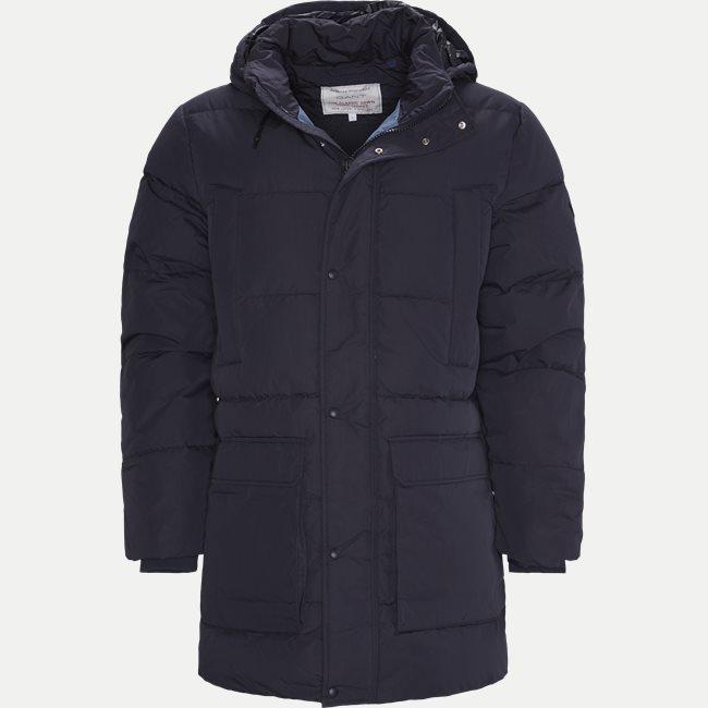 Long Alta Down Jacket