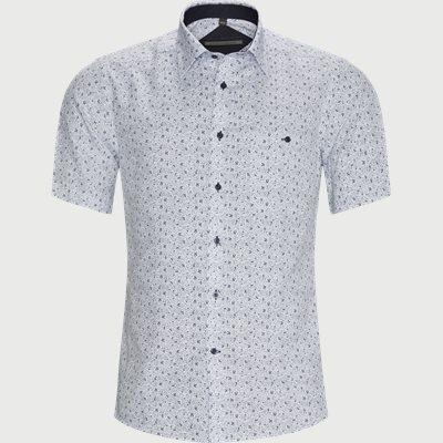 Basel K/Æ Skjorte Regular fit | Basel K/Æ Skjorte | Hvid