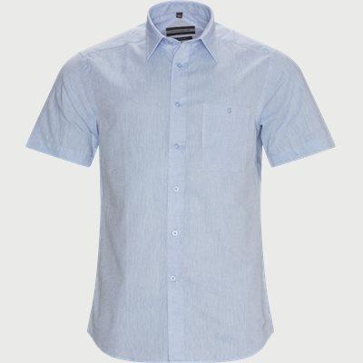 Montreux K/Æ Skjorte Regular fit | Montreux K/Æ Skjorte | Blå