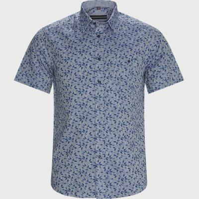 Splugen K/Æ Skjorte Regular fit | Splugen K/Æ Skjorte | Blå
