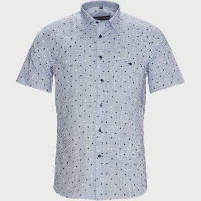 Zurich K/Æ Skjorte Regular fit | Zurich K/Æ Skjorte | Blå