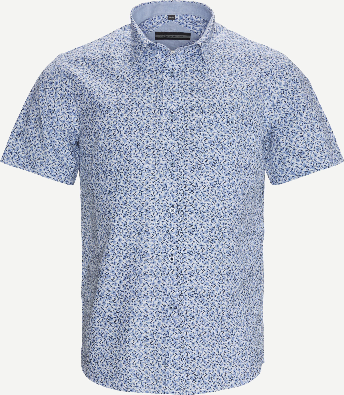 Beil Kortærmet Skjorte - Kortærmede skjorter - Regular fit - Hvid