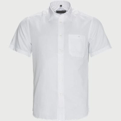Ston K/Æ Skjorte Regular fit | Ston K/Æ Skjorte | Hvid