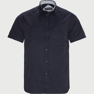 Bergenz K/Æ Skjorte Regular fit | Bergenz K/Æ Skjorte | Blå