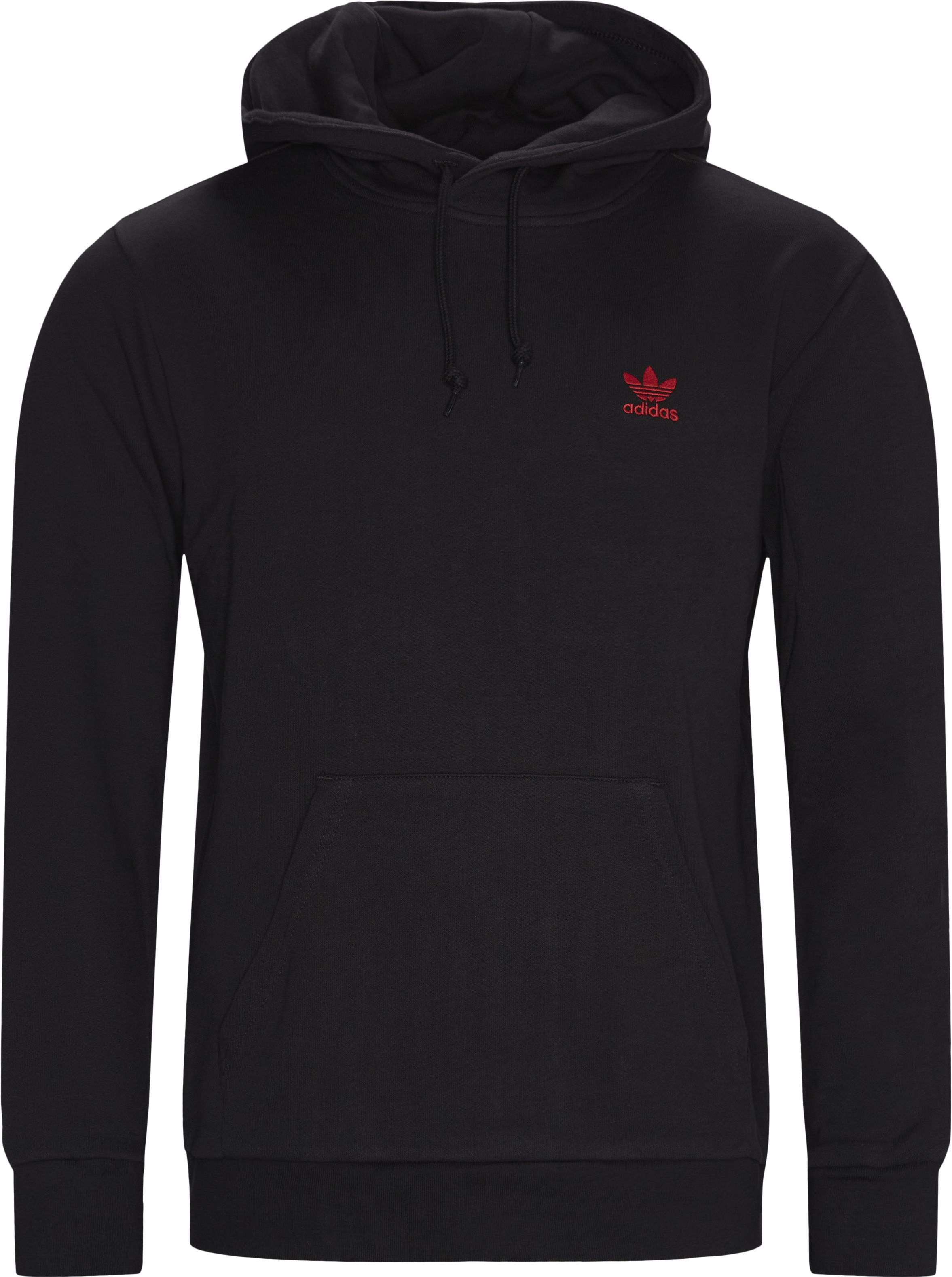 Essential Hoodie - Sweatshirts - Regular - Sort