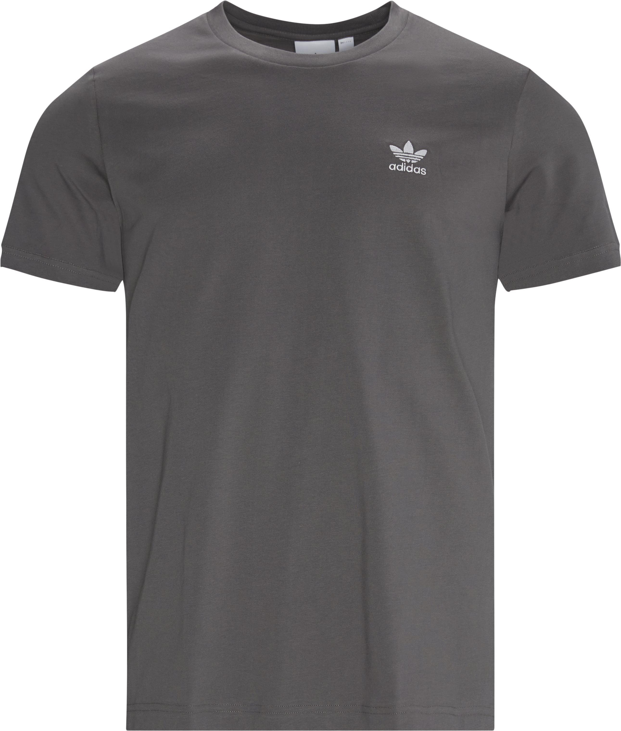 Essential Tee - T-shirts - Regular - Grey