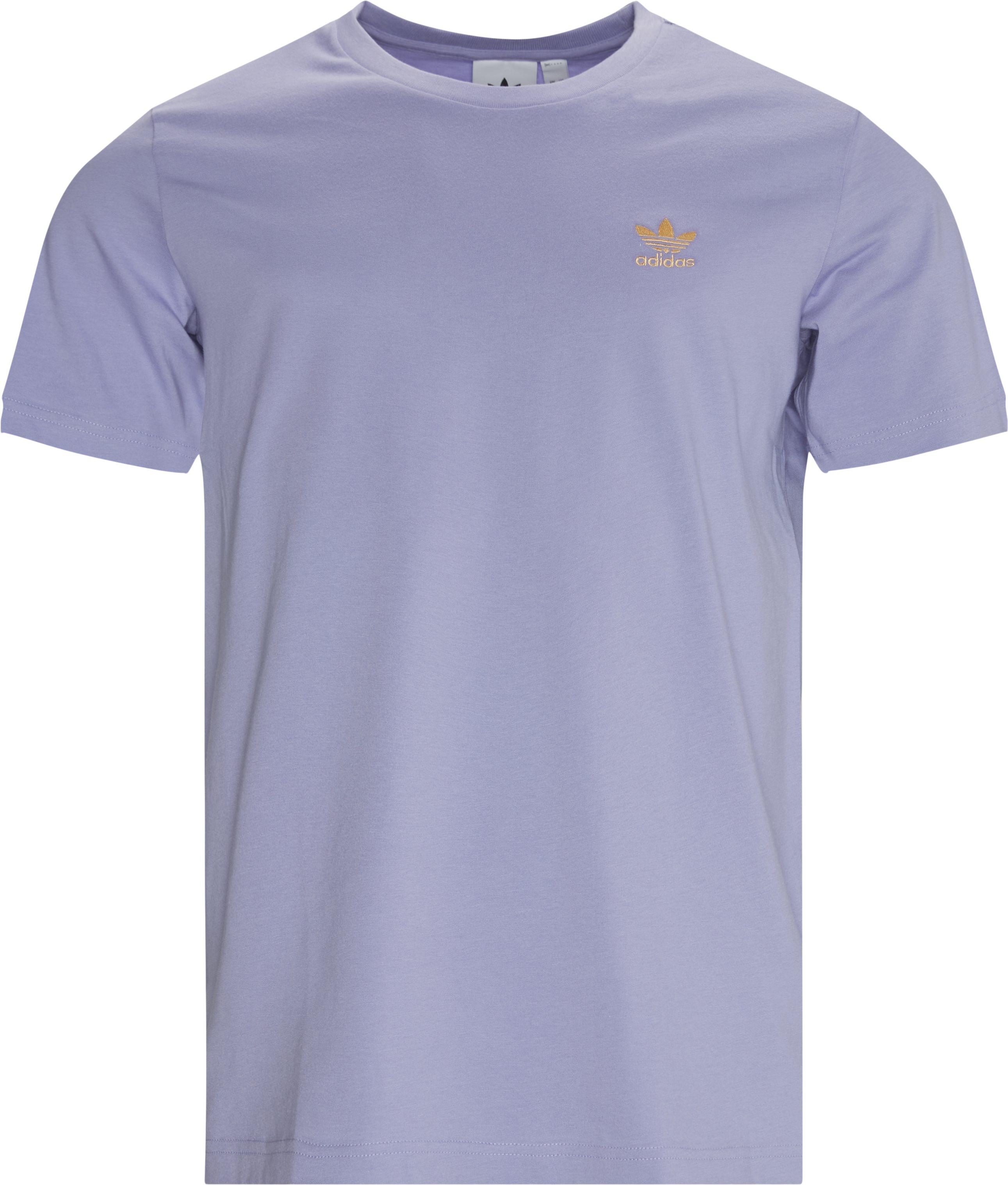 Essential Tee - T-shirts - Regular - Lila