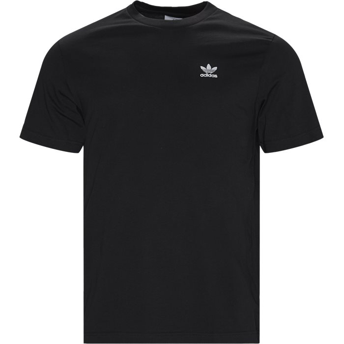 Essential Tee - T-shirts - Regular - Svart