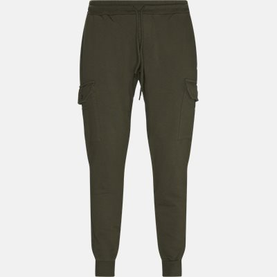 Regular | Trousers | Sand